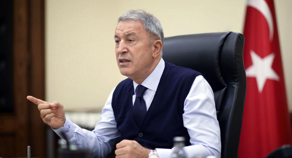 وزیر دفاع ترکیه: فرودگاه کابل اگر بسته شود، افغانستان منزوی میشود