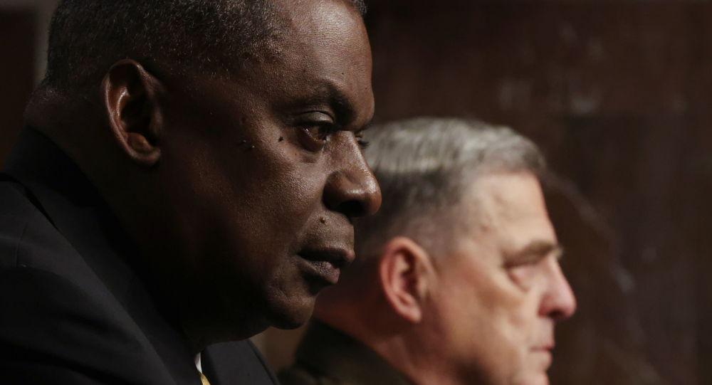 وزیر دفاع امریکا: با طالبان «تعامل بدون درگیری» برقرار کردهایم
