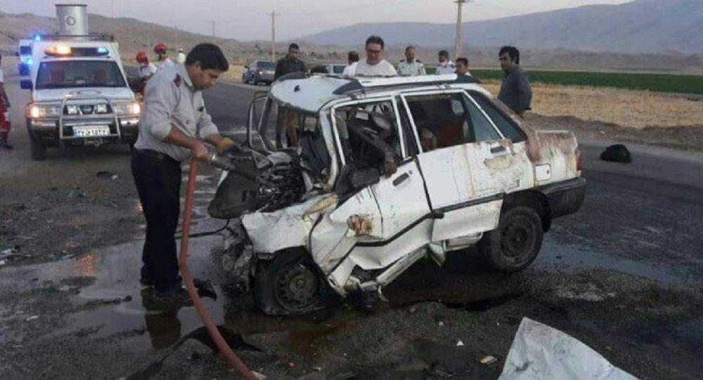 حادثه ترافیکی در ولایت کردستان ایران جان سه شهروند افغانستان را گرفت