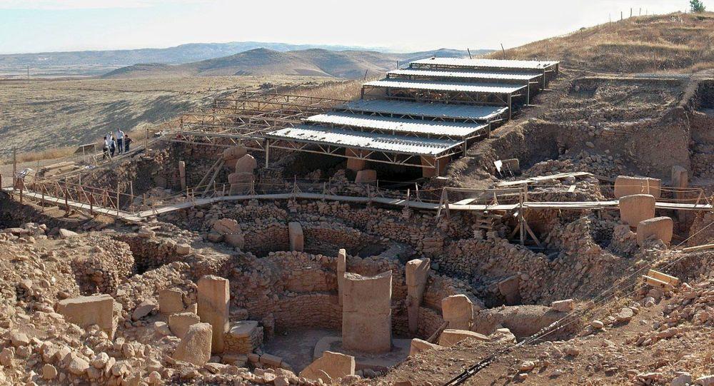 کشف 11 تپه باستانی ساخته دست بشر در ترکیه
