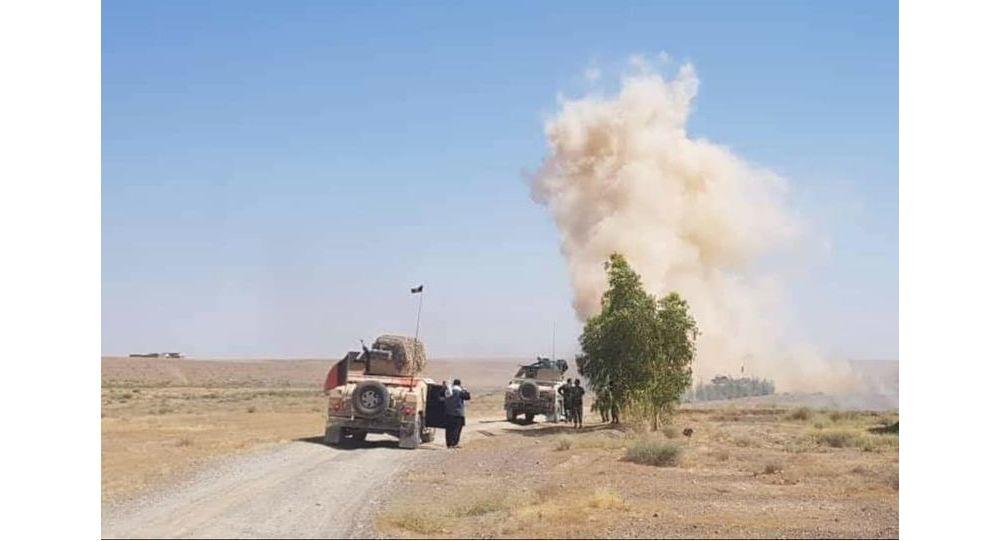 کشته شدن۳۵ جنگجوی طالبان در غزنی