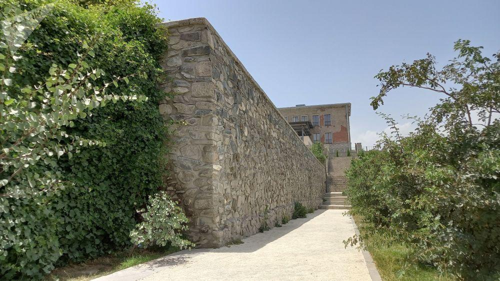 باغ تاریخی چهلستون کابل، محل تفریحی شهروندان
