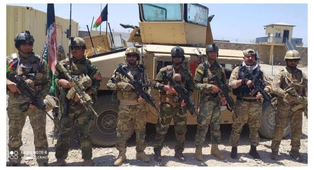 کشته شدن۱۸ تن از جنگجویان طالبان در هرات