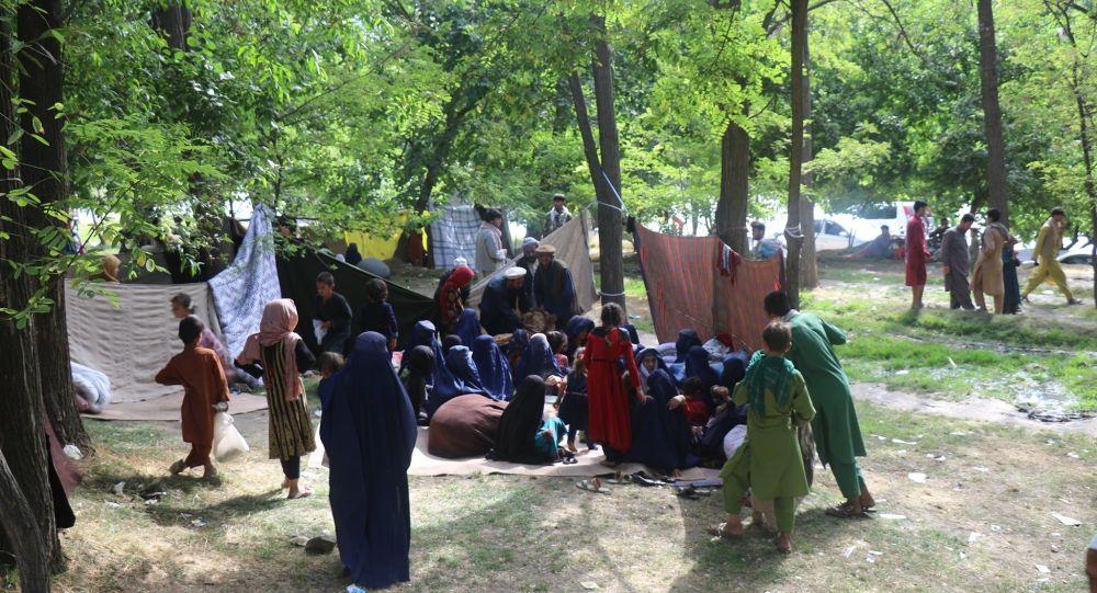 دیدهبان حقوق بشر: طالبان به زور غیرنظامیان را آواره میکنند