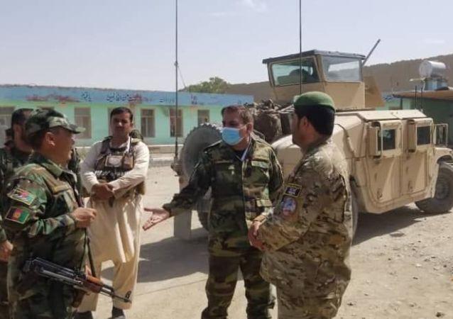 کشته شدن ولسوال نام نهاد طالبان برای ولسوالی وازه خوای پکتیکا