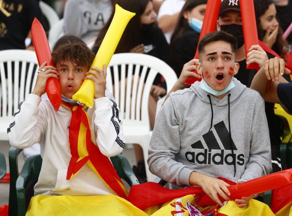 مرحله نیمه نهایی جام ملیت های اروپا