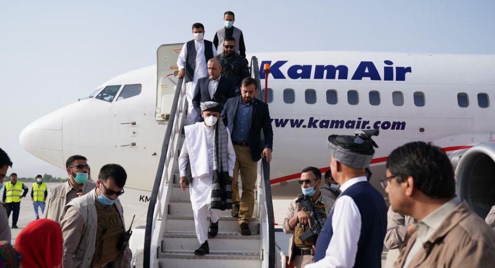 سفر رئیس جمهور با هواپیما به خوست