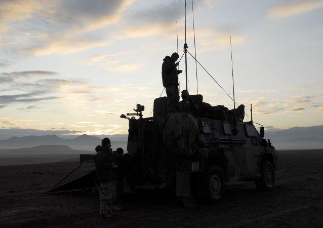 نظامیان استرالیایی افغانستان را ترک کردند