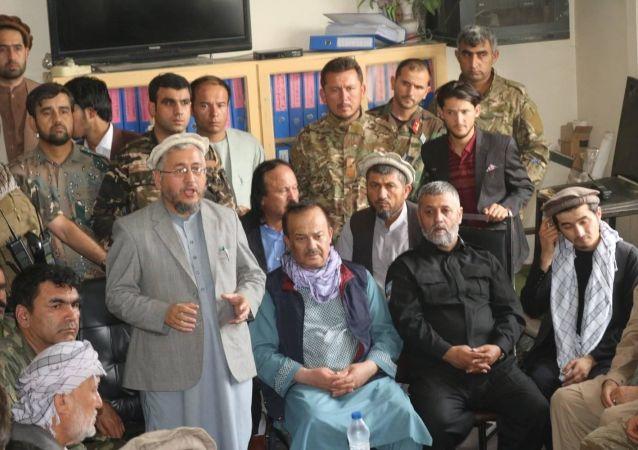 خیر محمد تیمور به عنوان فرمانده امنیه تخار گماشته شد