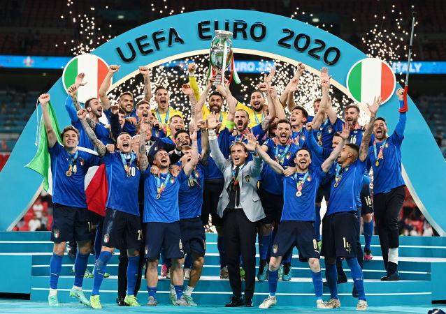 قهرمانی ایتالیا در یورو 2020