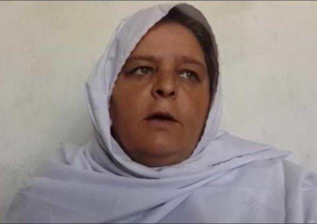 زهرا جلال وکیل شورای ولایتی خوست از بند تروریستان طالب آزاد شد