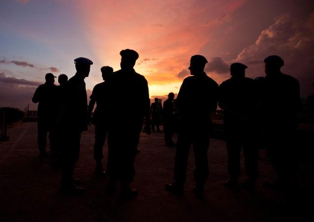 احتمال استقرار نیروهای حافظ صلح سازمان ملل در افغانستان