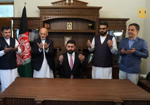 معرفی عبدالمتین بیک به عنوان رئیس عمومی دفتر ریاست جمهوری افغانستان