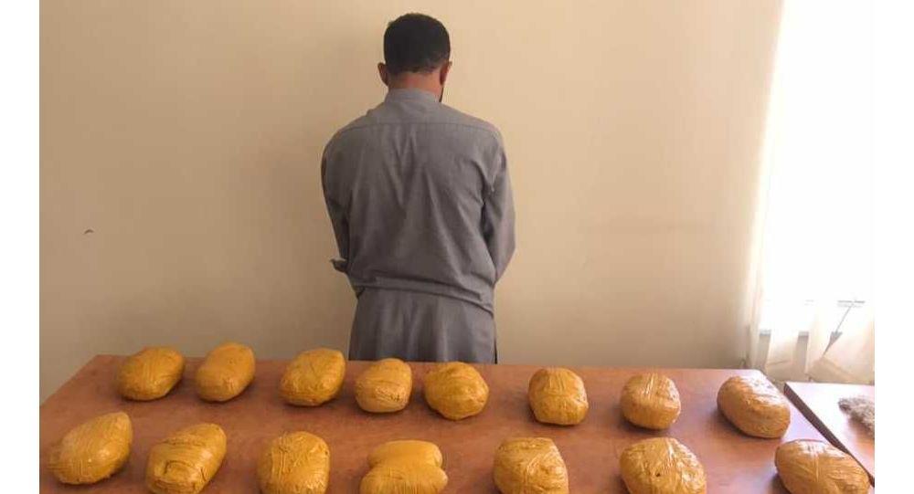 چهار تن در پیوند به قاچاق مواد مخدر از سه ولایت بازداشت شدند