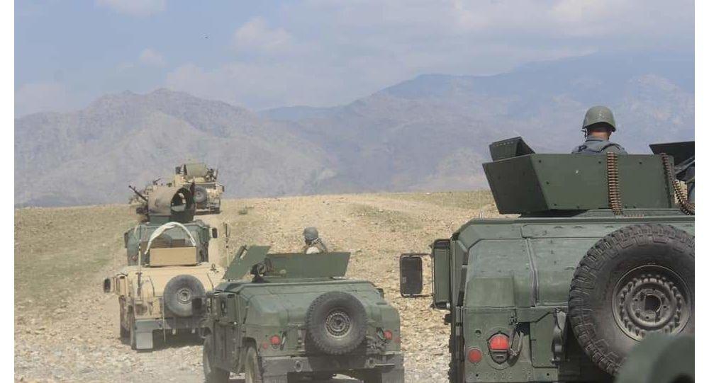 اشغال یک میدان نفتی توسط طالبان در ولایت سرپل