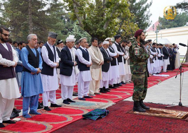 گروه طالبان دست داشتن در یورش راکتی به کاخ ریاست جمهوری افغانستان را رد کرد