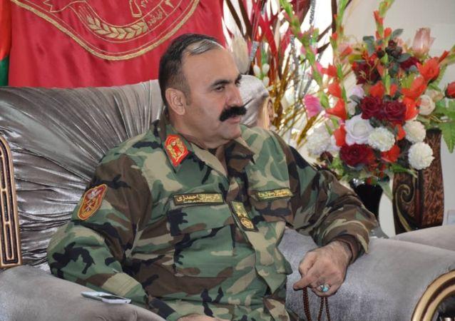 رئیس ستاد ارتش افغانستان به هند می رود