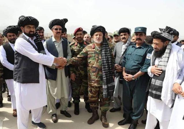بسم الله محمدی نیروهای مسلح افغانستان در جنگ علیه