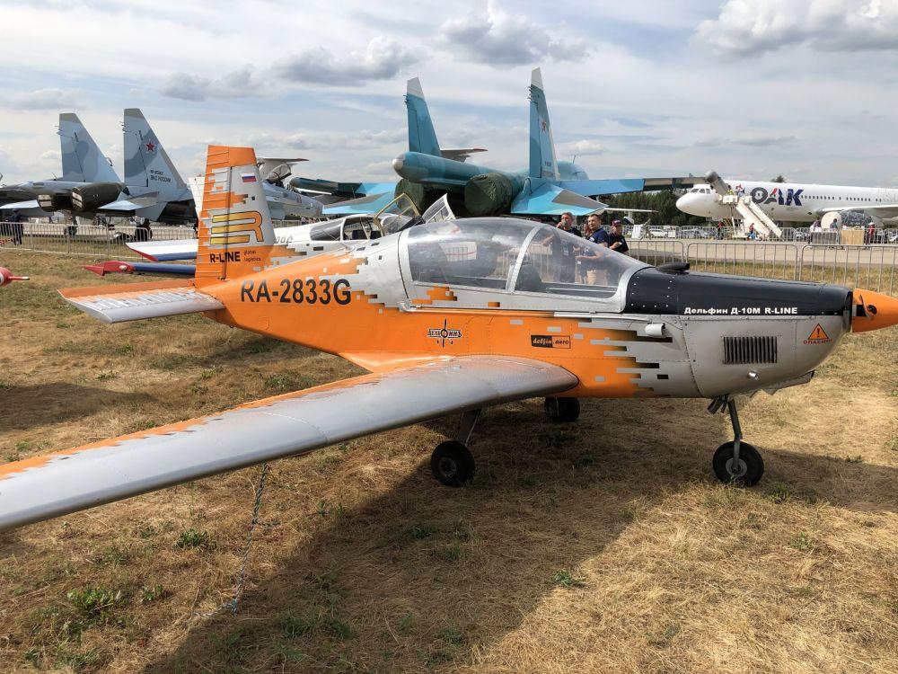 نمایشگاه ماکس 2021 روسیه؛ قدرت نمایی کشورها از نگاه صنعت هوایی