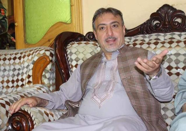 حمله بر کاروان موترهای برادرزاده سید منصور نادری در بغلان
