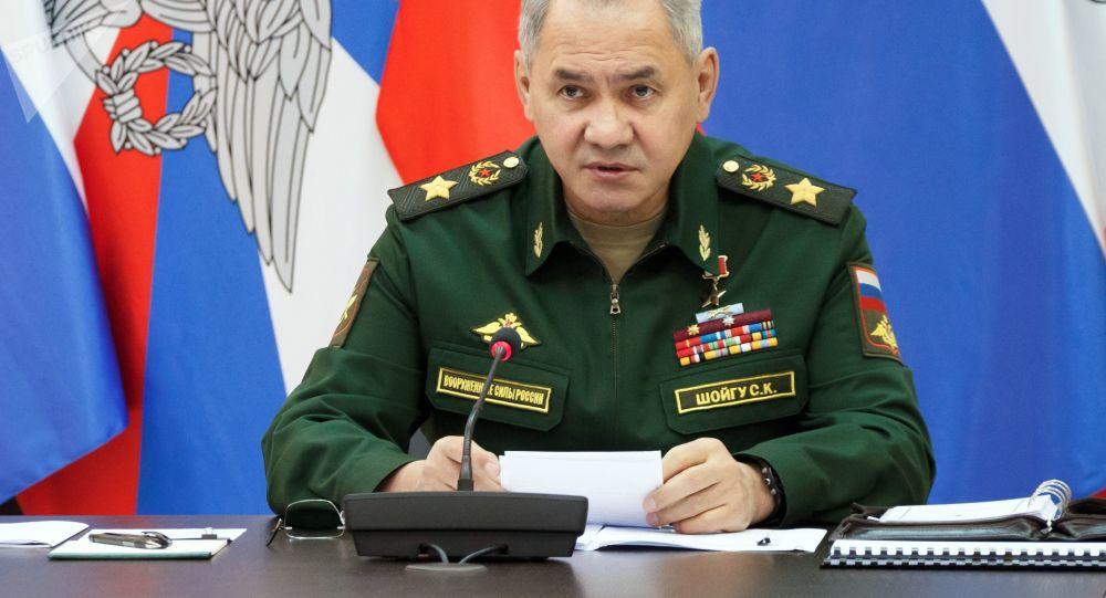 شویگو: روسیه شهروندان خود و اوکراینی ها را از افغانستان خارج میکند