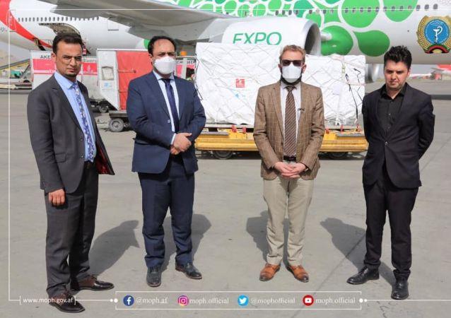 سویدن ۱۲۴ هزار دوز واکسین کرونا به افغانستان کمک کرد