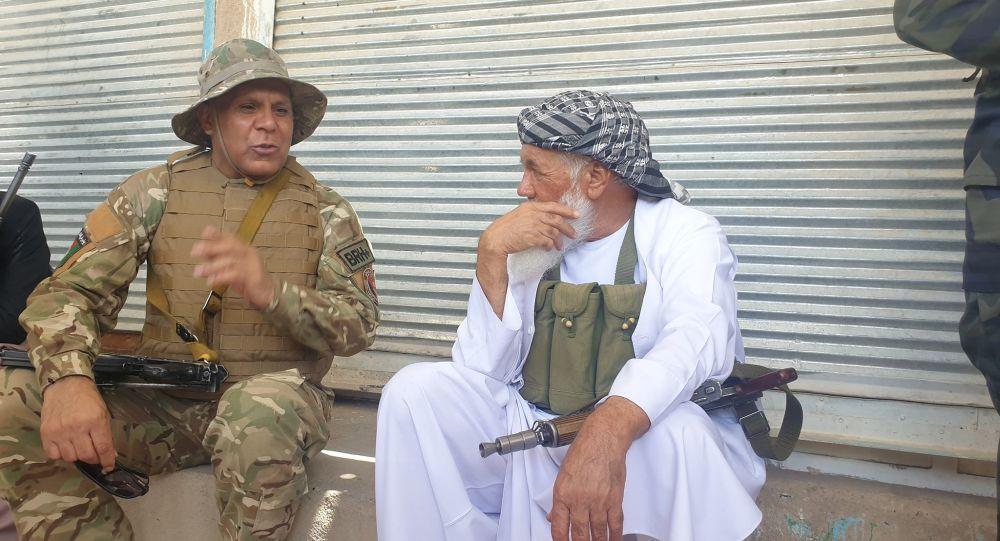 شدت درگیری ها در هرات/ حضور والی و اسماعیل خان در منطقه پل مالان