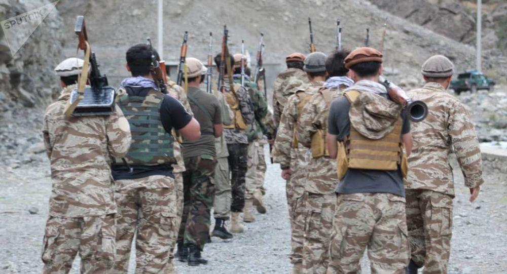 درگیری های شدید میان طالبان وجبهه مقاومت در پنجشیر