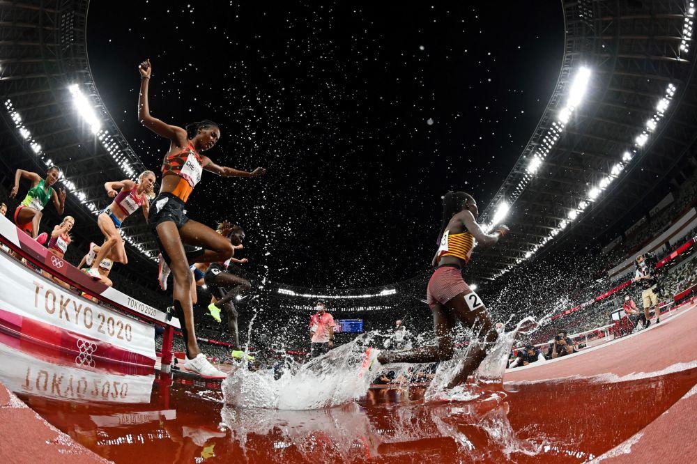 بهترین عکس های این هفته اسپوتنیک/بازی های المپیک توکیو