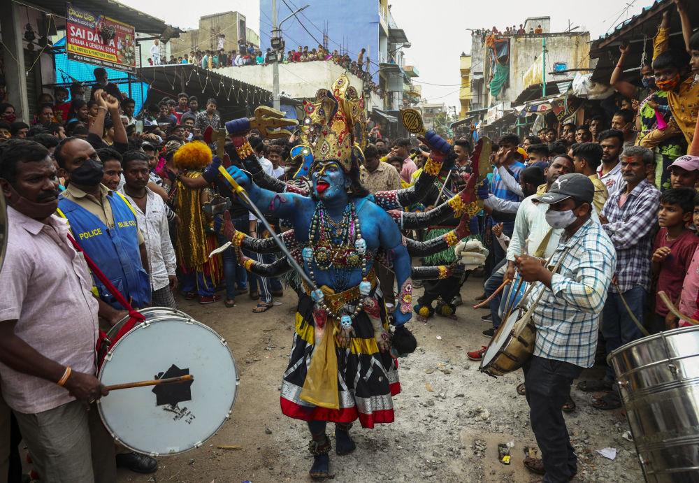 بهترین عکس های این هفته اسپوتنیک/هند