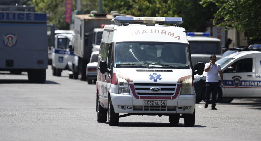 حادثه ترافیکی در ارمنستان جان یک سرباز روس را گرفت