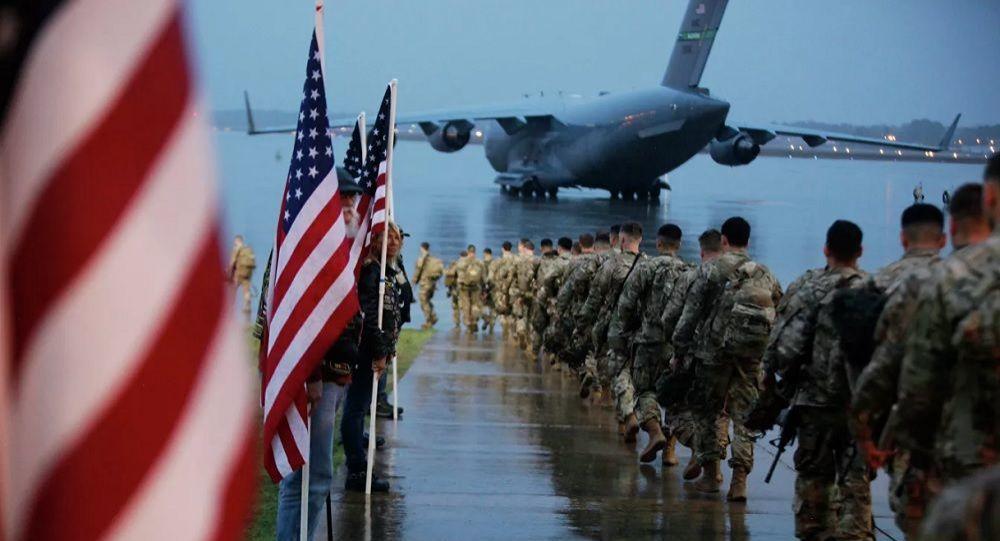 نظرسنجی اسپوتنیک: دیدگاه اروپایی ها درباره بیرون شدن امریکا از افغانستان چیست؟