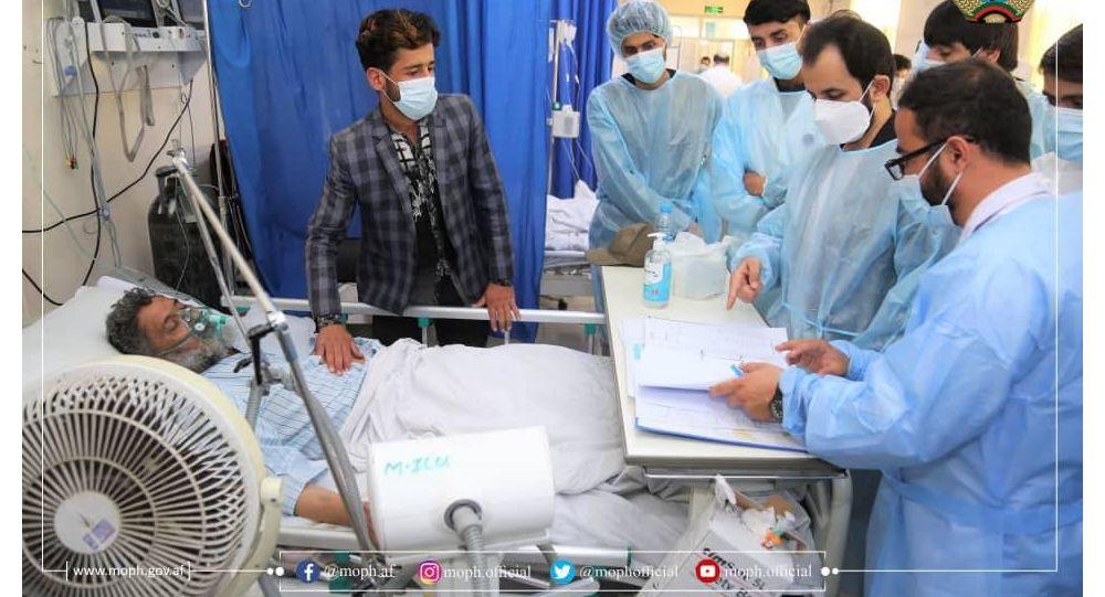 شناسایی 235 مورد تازه ابتلا به ویروس کرونا در افغانستان