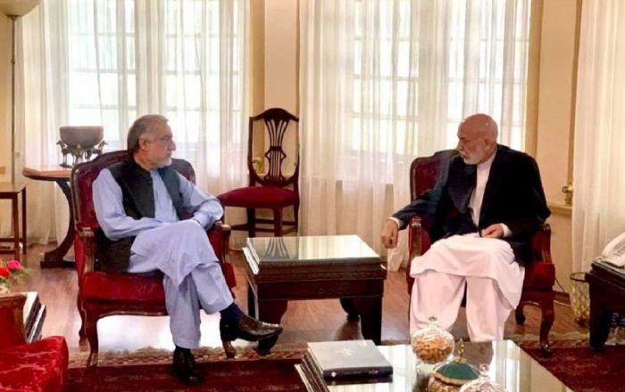 سفارت روسیه در کابل: کرزی و عبدالله در میان دعوت شدگان نشست مسکو نیست