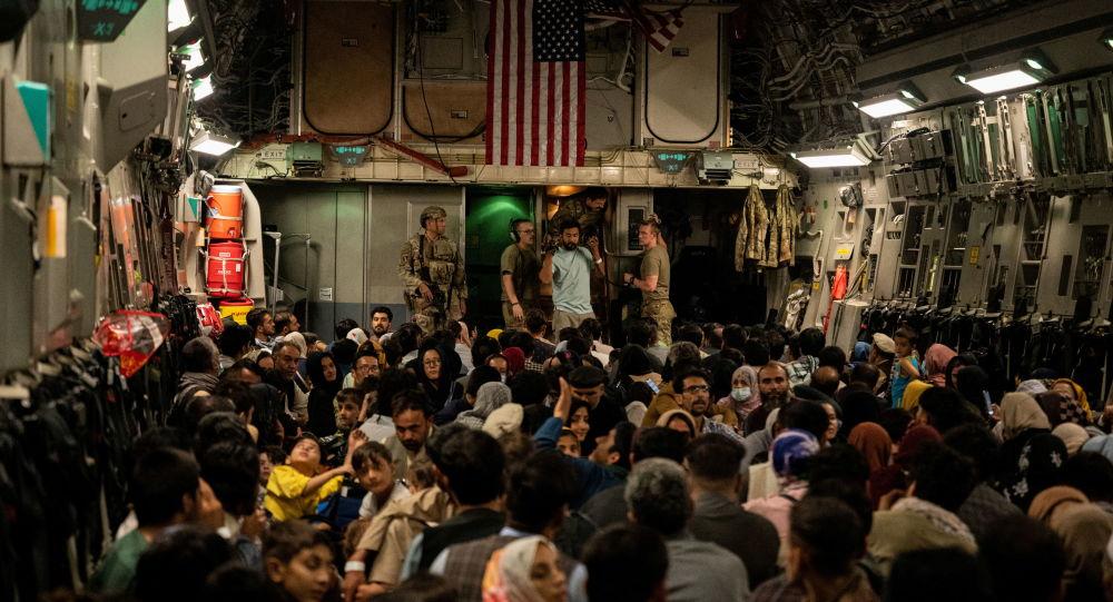 شمار شهروندان امریکایی باقی مانده در افغانستان