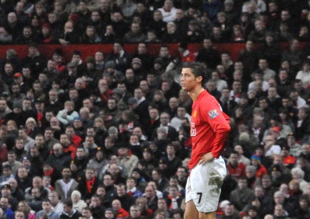 Cristiano Ronaldo ~ Manchester United