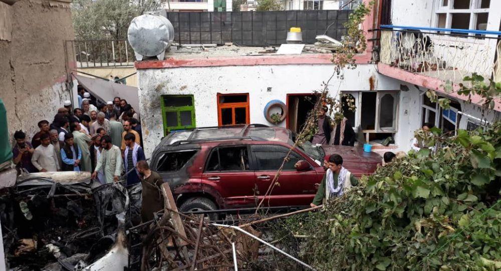هشدار اطلاعات امریکا پیش از یورش پهپادی این کشور بر کودکان در کابل