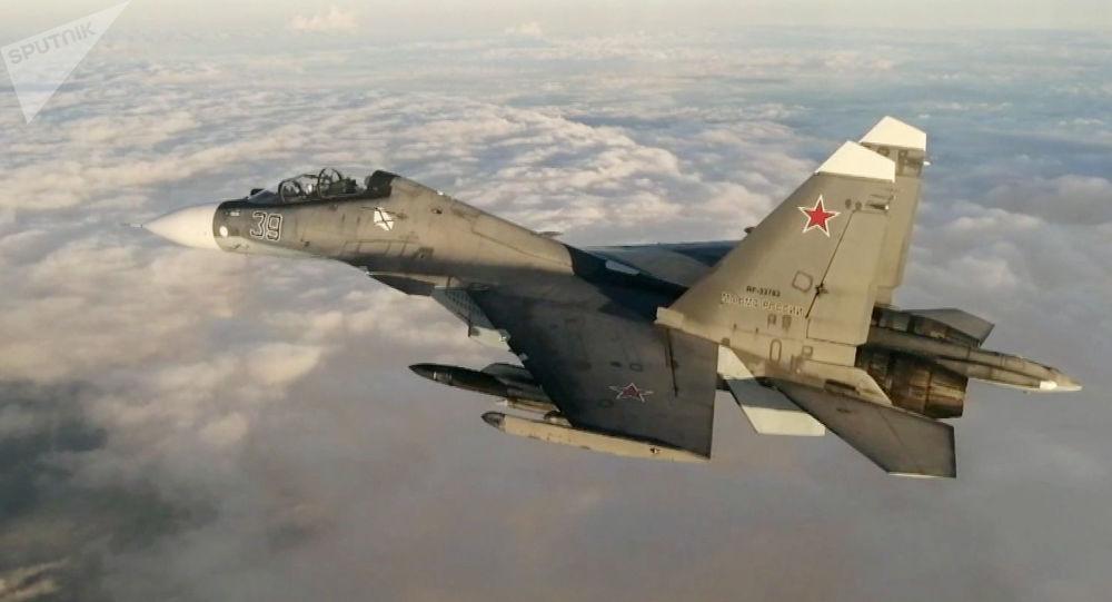 جاپان چگونه میتواند به دادههای جنگنده سوخو-30 روسی دسترسی پیدا کند