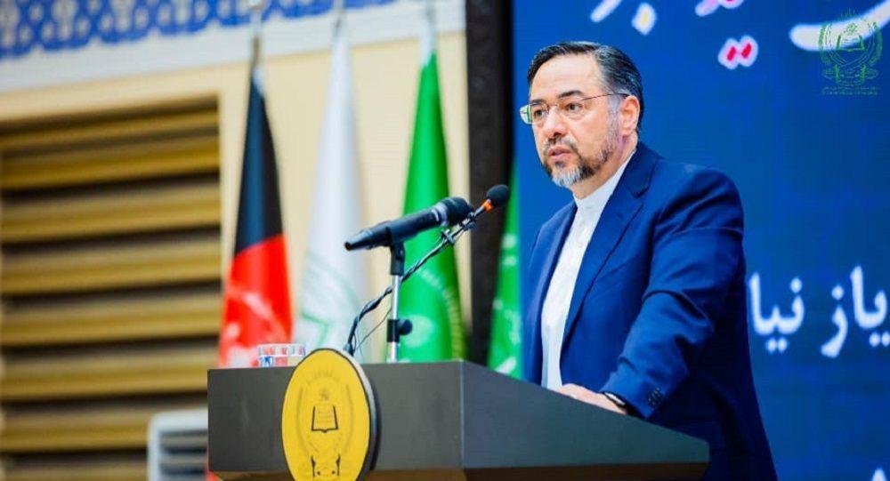 پیام صلاح الدین ربانی به رهبری طالبان