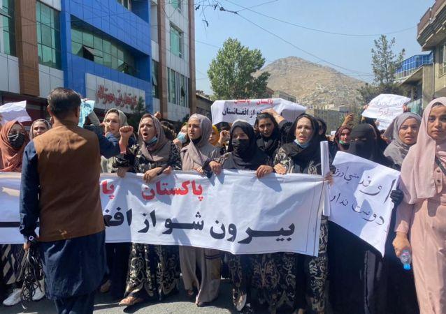 تغییر وزارت امور زنان افغانستان به وزارت امر به معروف و نهی از منکر
