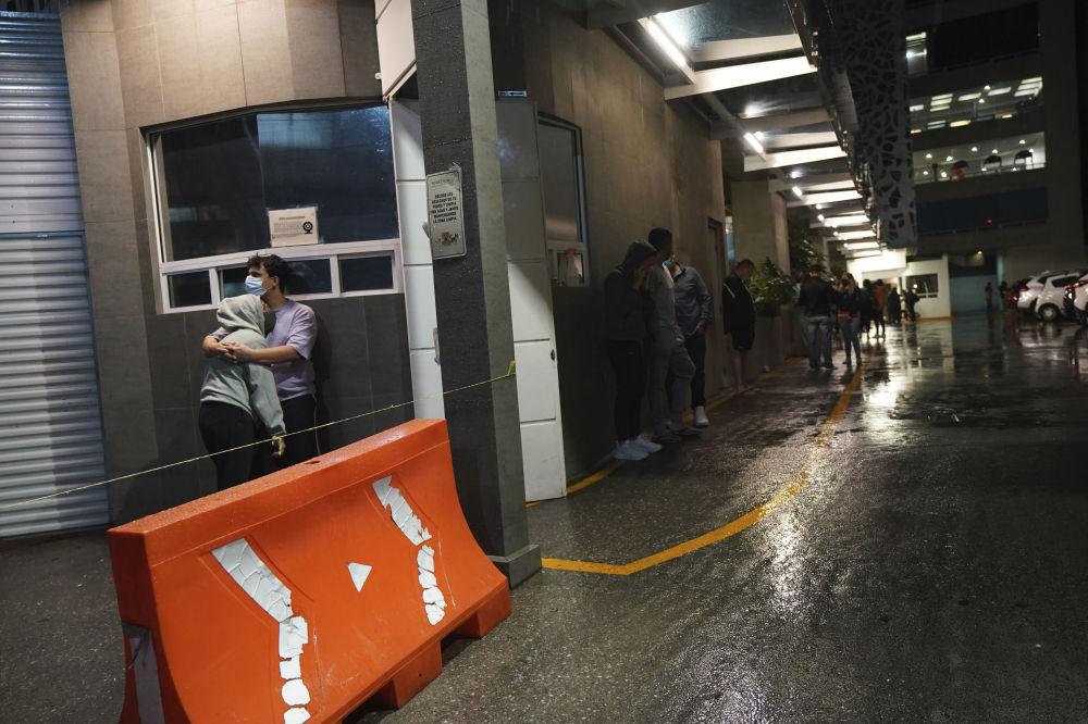 زلزله شدید مکزیک را لرزاند.