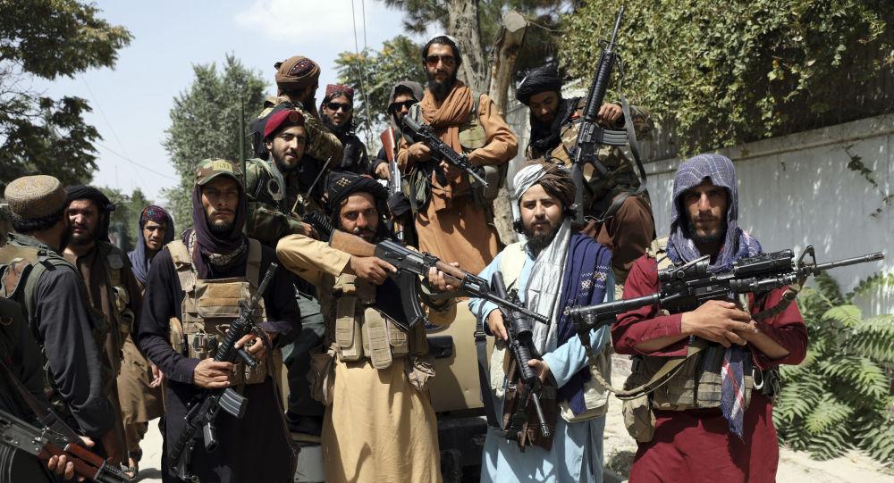 اصول اساسی طالبان:رنگ پرچم افغانستان سفید میباشد