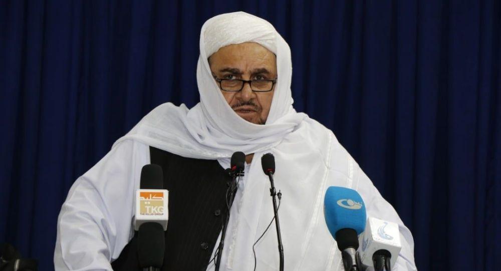 عبدالباقی حقانی، سرپرست وزارت تحصیلات طالبان