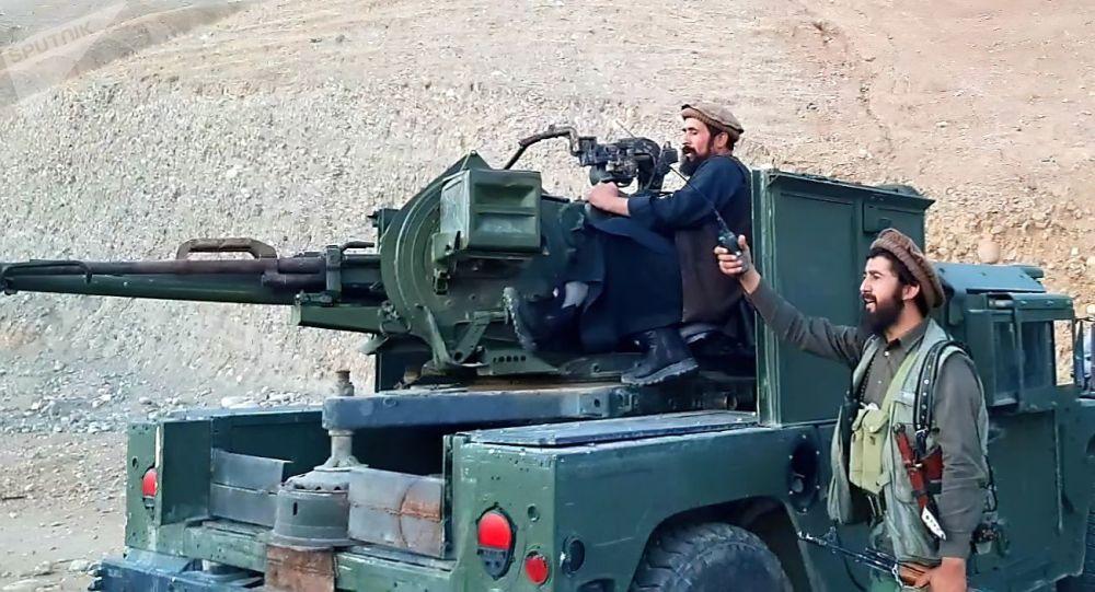 نیروهای مقاومت در کدام قسمت پنجشیر با طالبان درگیر اند؟