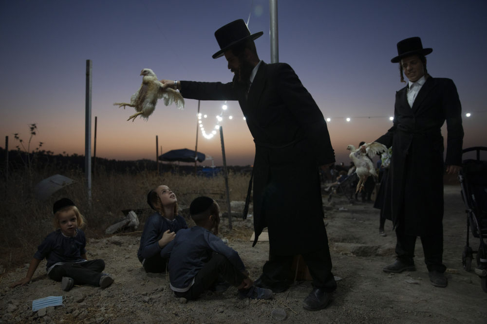 مراسم مذهبی یهودیان در اسرائیل