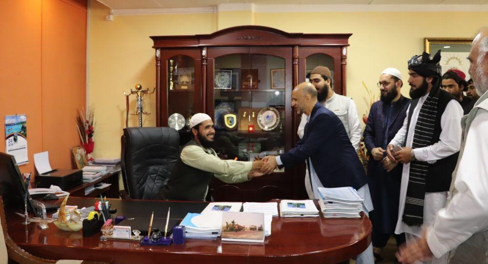 محمد اشرف غیرت به عنوان رئیس دانشگاه کابل گماشته شد