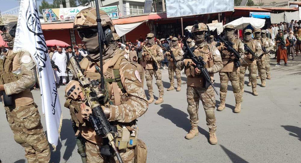 طالبان فروش اسلحه را در کابل ممنوع اعلام کرد