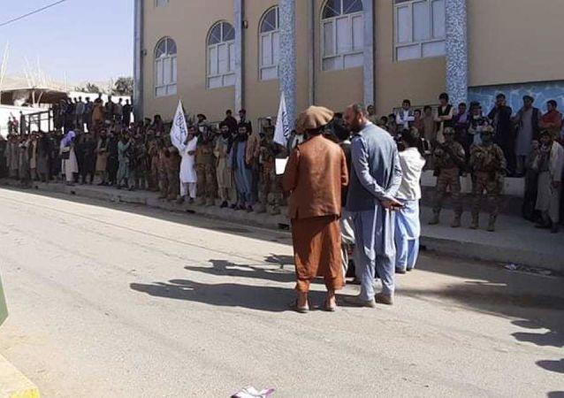 برگزاری نشست اقتصادی میان نمایندگان طالبان و ایران