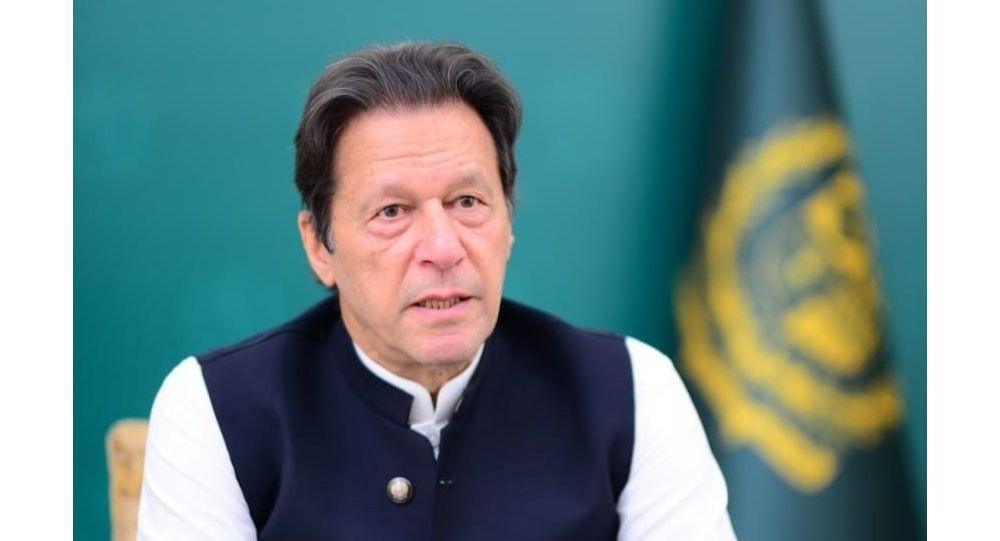 عمران خان نخست وزیر پاکستان