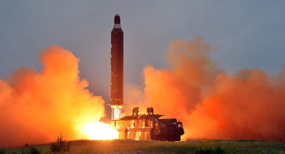 کوریای شمالی گزارش آزمایش موشک جدید مافوق صوت را تایید کرد